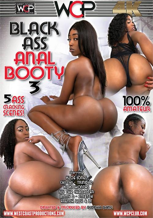 Black Ass Anal Booty 3