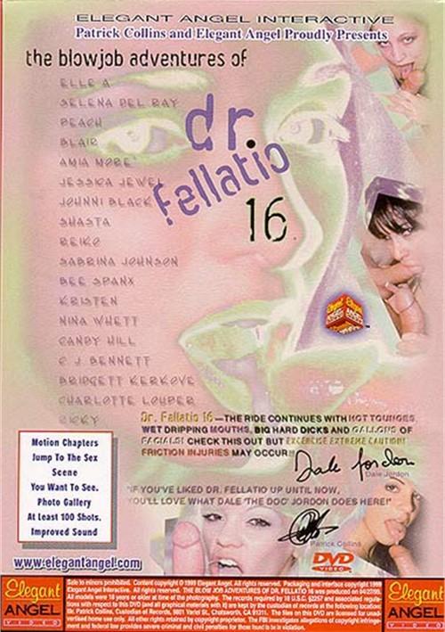 Blowjob Adventures of Dr. Fellatio #16, The