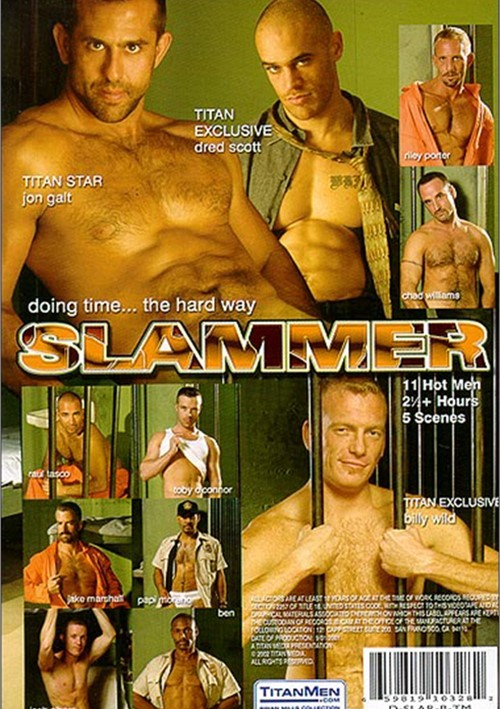 gay porn men the slammer