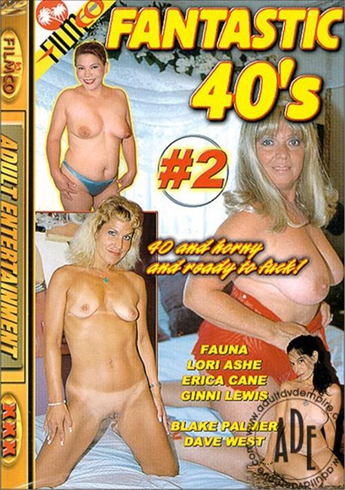 Fantastic 40's #2 Boxcover