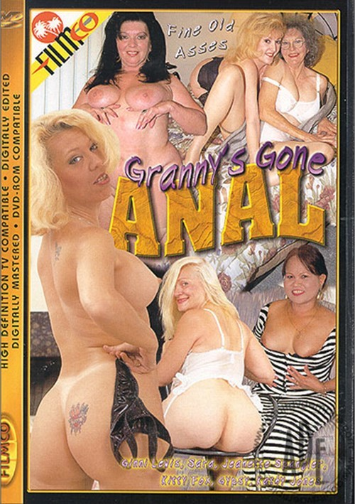 Granny's Gone Anal   NOT KEEPING Boxcover
