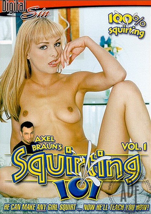 squirting 101 vol 8
