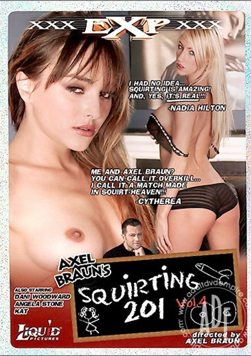 squirting 201