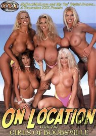 On Location with the Girls of Boobsville Porn Movie