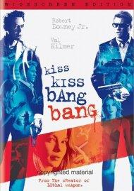 Kiss Kiss, Bang Bang image