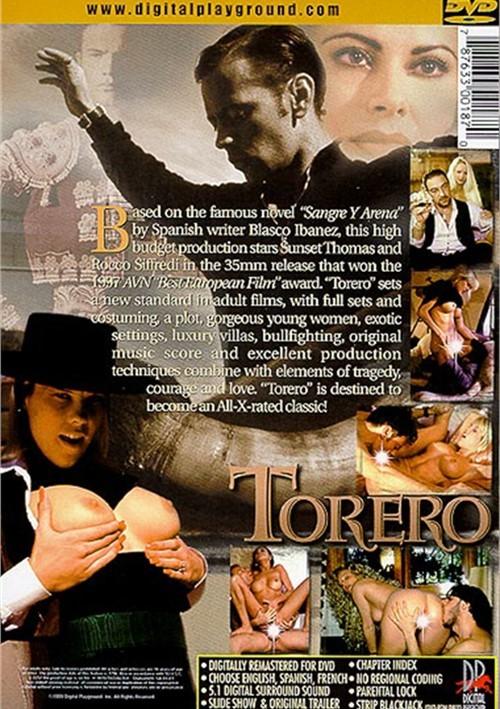 Порно тореро