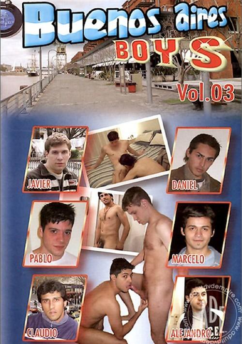 Buenos Aires Boys Vol. 3 Boxcover