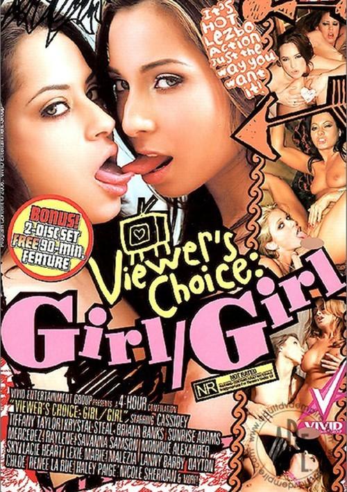 Viewers Choice: Girl/Girl