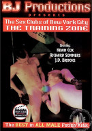 Sex Clubs of New York City: The Training Zone, The Gay Porn Movie