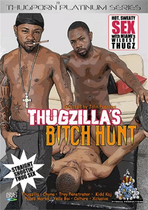Thugzilla's Bitch Hunt Boxcover