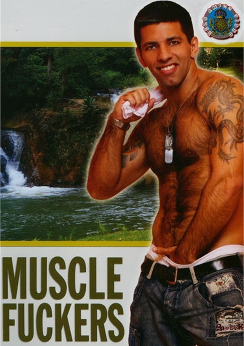 Muscle Fuckers Boxcover