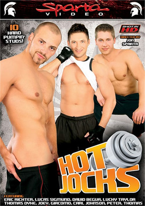 Hot Jocks Cover Front