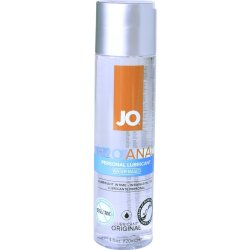 JO H2O Anal Personal Lube - 4 oz.
