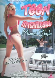 Teen Hitchhikers: Miami Style image