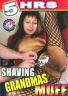 Shaving Grandmas Muff Porn Movie