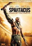 Spartacus: Gods Of The Arena Gay Cinema Movie