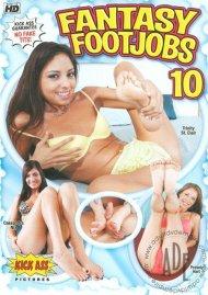 Fantasy Footjobs Vol. 10