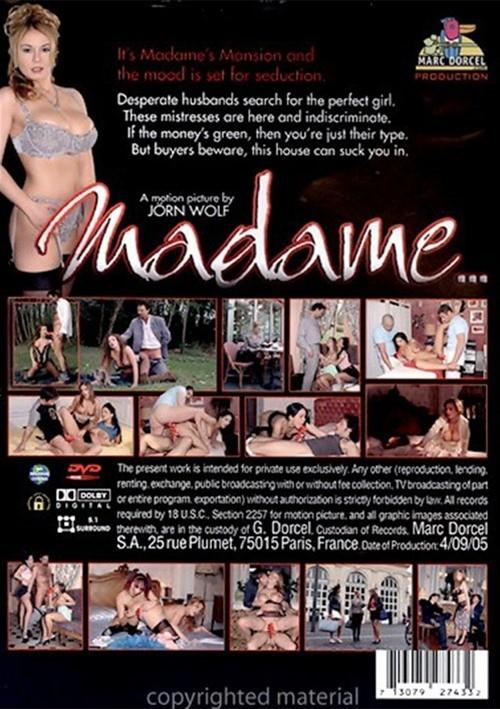 Особняк Madame Porno
