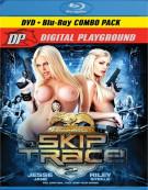 Skip Trace 2 (DVD + Blu-ray Combo) Blu-ray