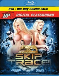 Skip Trace 2 (DVD + Blu-ray Combo) Blu-ray Movie