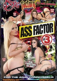 Ass Factor #3 Porn Movie