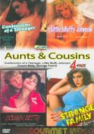 Aunts & Cousins 4-Pack Porn Movie