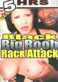 Black Big Boob Rack Attack