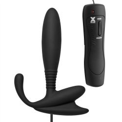 Cobra Vibrating Silicone P-Spot Massager Sex Toy