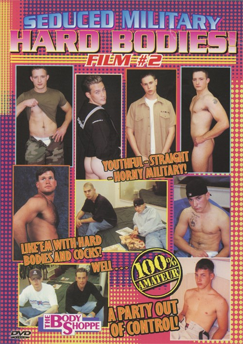 Seduced Military Hard Bodies 2 Boxcover
