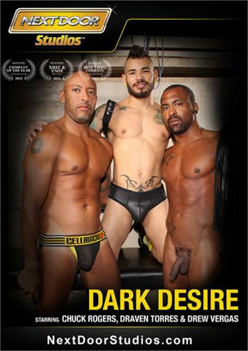 Dark Desire Cover Front