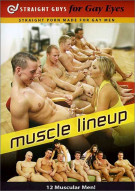 Muscle Lineup Porn Movie