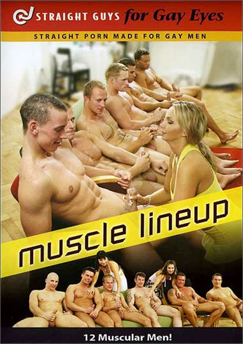 Muscle Lineup Boxcover