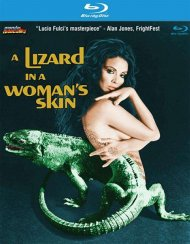 Lizard In A Womans Skin, A Blu-ray Movie