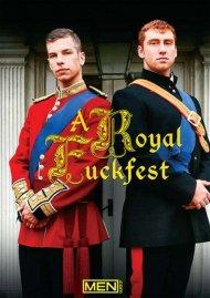 Royal Fuckfest, A Porn Movie