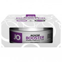 JO Bosom Booster Breast & Buttocks Enhancing Cream - 4oz Sex Toy