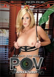 Fucking Jodi West, A POV Adventure! Porn Video