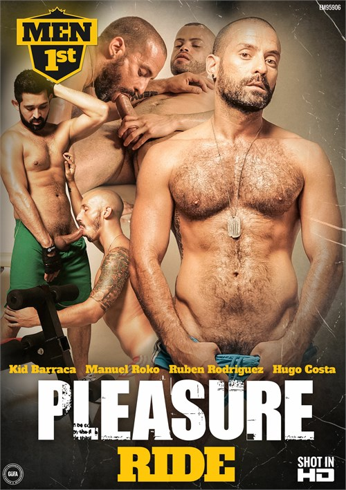 Pleasure Ride Cover Front