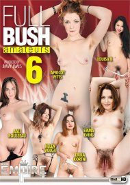 Full Bush Amateurs 6 Porn Movie