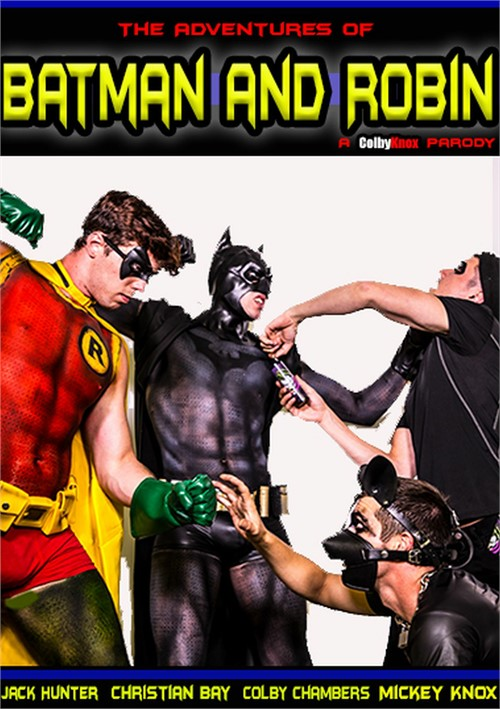 Batman And Robin Porn