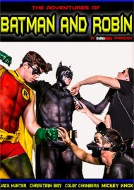 Adventures of Batman and Robin, The image