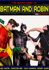 Adventures of Batman and Robin, The Boxcover