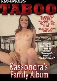 Kassondra's Family Album Porn Video