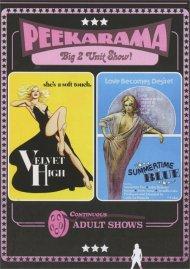 Peekarama: Velvet High / Summertime Blue Porn Movie