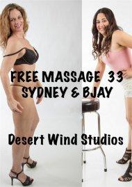 Free Massage 33 - Sydney & Bjay Porn Video