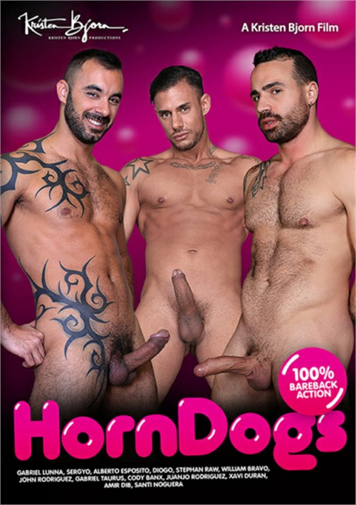 HornDogs Boxcover