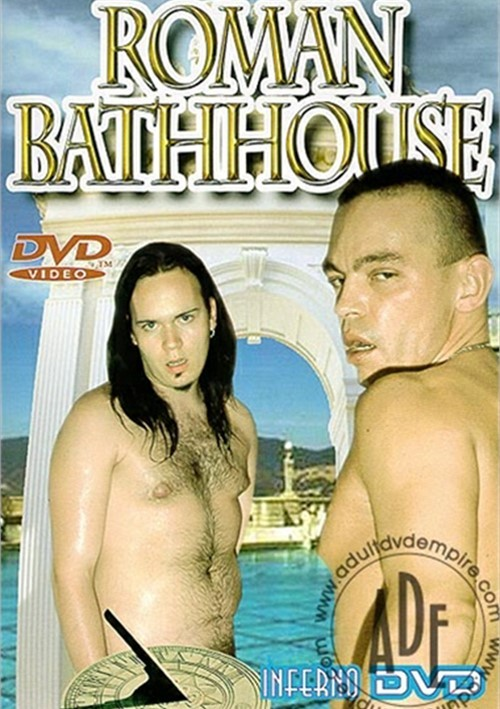 Roman Bathhouse Boxcover