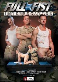 Full Fist Interrogation gay porn DVD from Club Inferno