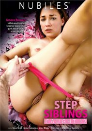 Step Siblings Caught 12 DVD porn movie from Nubiles.