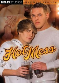 Hot Mess gay porn DVD from Helix Studios