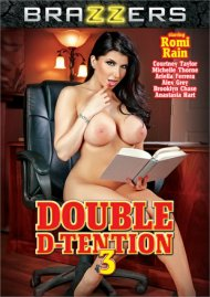 Double D-Tention 3 Porn Video